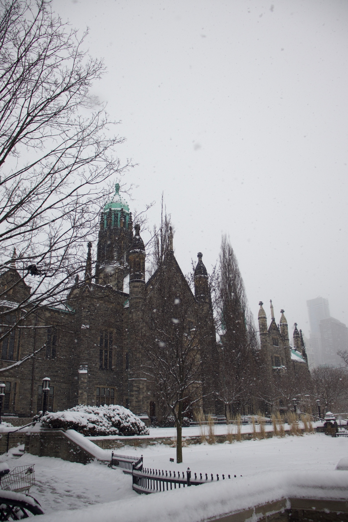a visual tour: university of toronto